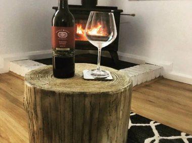 Wine inside